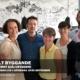 Delar av arbetsgruppen för Socialt Byggande 2019